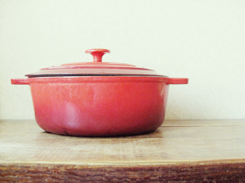 Dutch oven or large stock pot